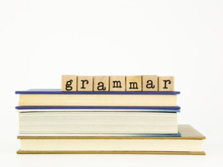 Grammar Tutoring